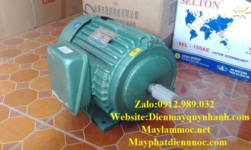 động cơ điện 3kw 3pha