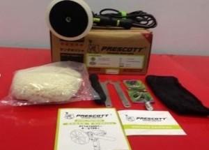 Máy đánh bóng Prescott PT1415001+ 910w