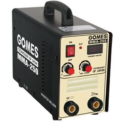 Máy hàn điện tử Gomes MMA-250 (5.7-7.4KVA)