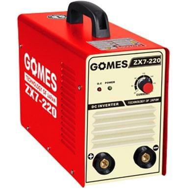 Máy hàn điện tử Gomes ZX7-220 (5.7-7.4KVA)