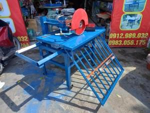 Máy cắt gạch bàn đẩy D800 , motor 4,5hp