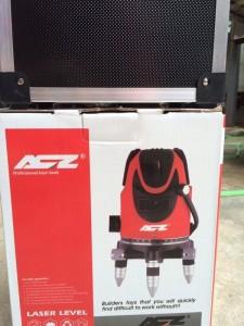 Máy đo cân bằng tia laser ACZ 3A tia đỏ