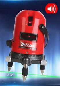 Máy cân bằng Laser 2 tia đỏ Mtian-VDDT03