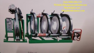 Máy hàn ống nhiệt 110-355 (AP355-4H)