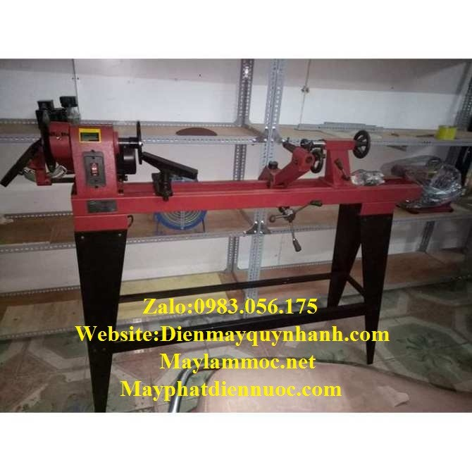 Máy tiện gỗ ZICAR WLF1000