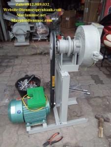 máy xay bột nước động cơ 2,2kw