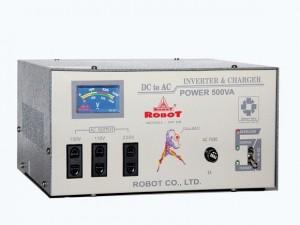 Máy kích điện RoBot 500VA