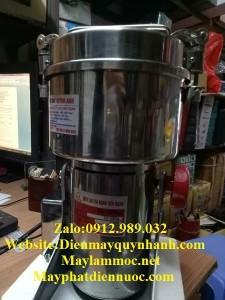 Máy xay ngũ cốc, xay bột trà xanh siêu mịn HQ-500