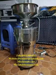 Máy xay hạt đậu nành inox DMZ125CA