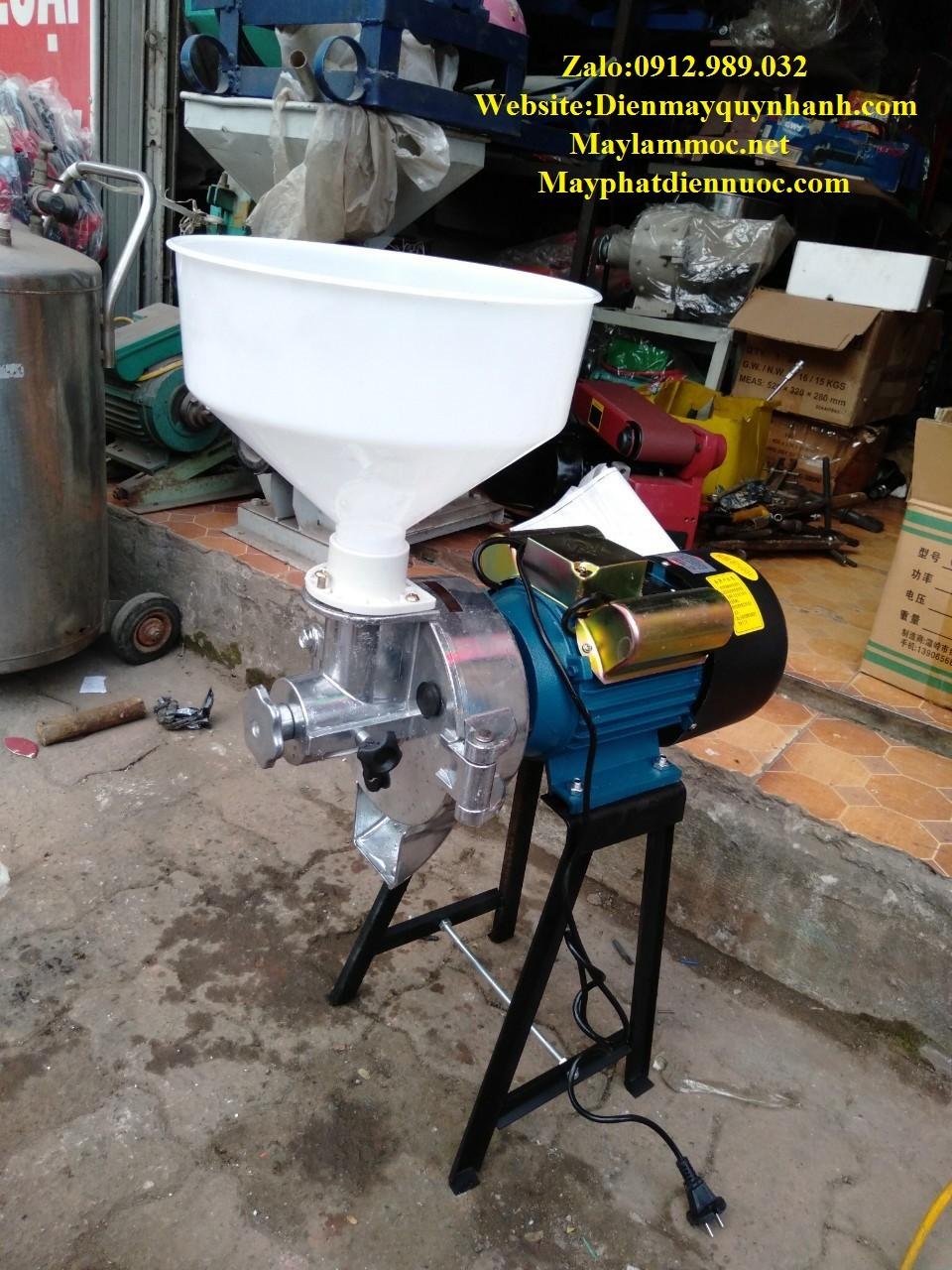Máy xay gạo nước Đức Thuận