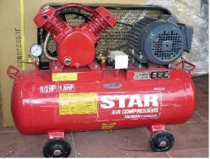 Máy nén khí dây đai Star 20-S (1HP-90L)