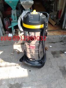 Máy hút bụi công nghiệp khô và  HC 70lit