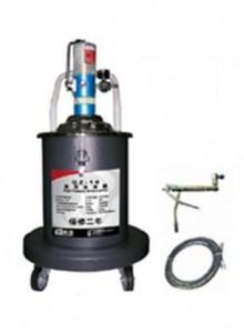 Máy bơm mỡ khí nén Green Clean GC-10