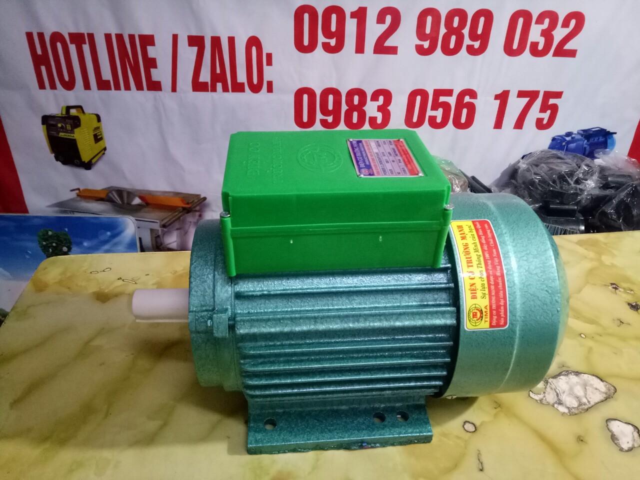 Động cơ điện 1 pha Trường Mạnh YL90-2 (3KW)
