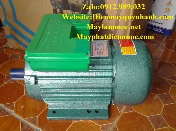 Động cơ điện 1 pha 2,2kw-2850v/p Trường Mạnh