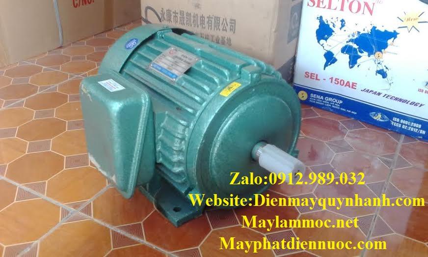 động cơ điện 5kw 3pha