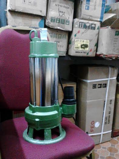máy bơm nước thải 750