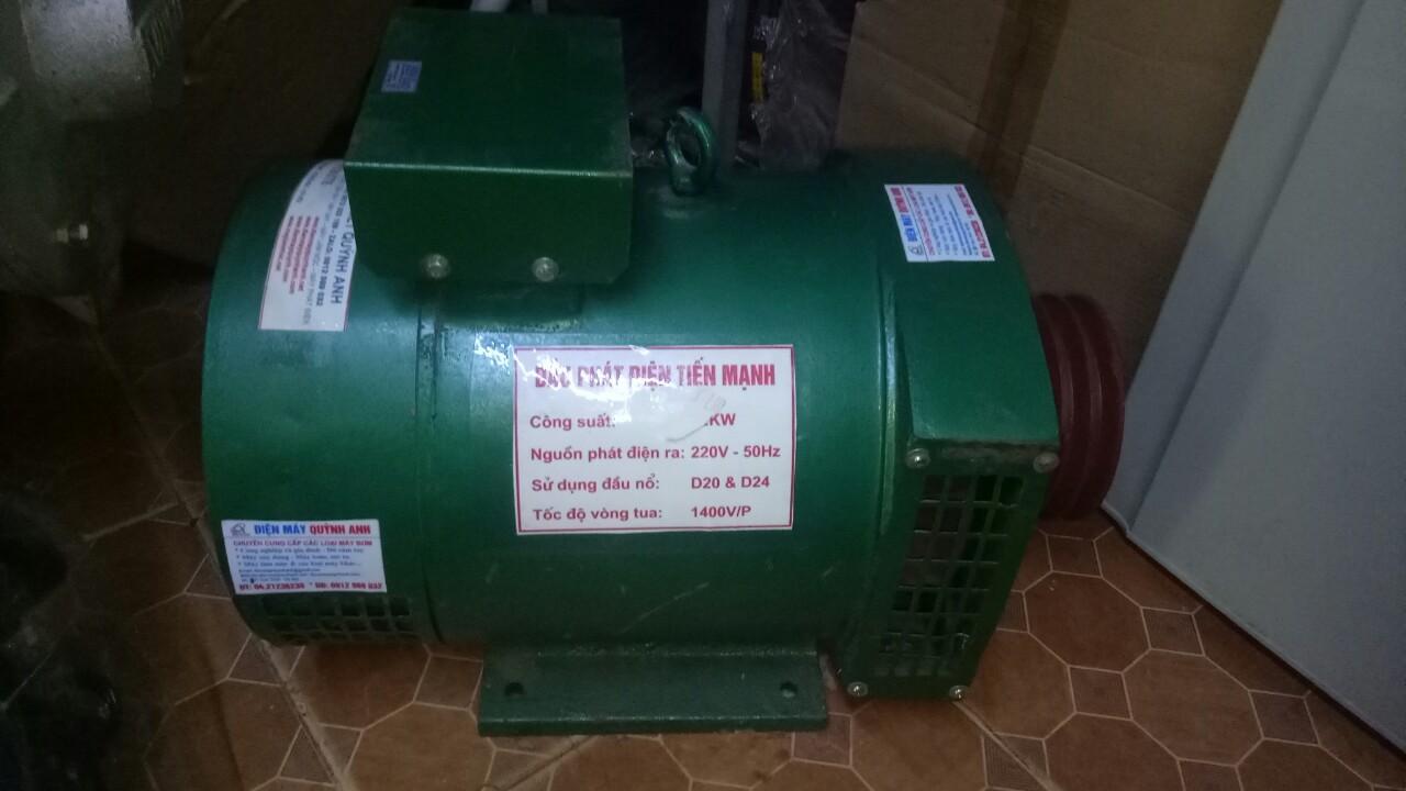 củ điện 5kw 220v 380v
