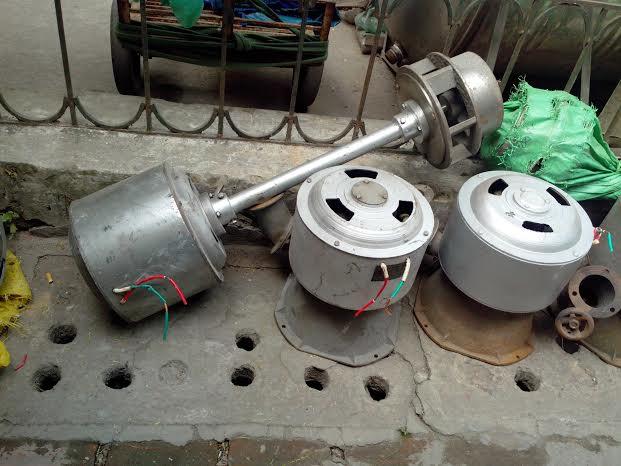 Củ phát điện nước 2.2 kw