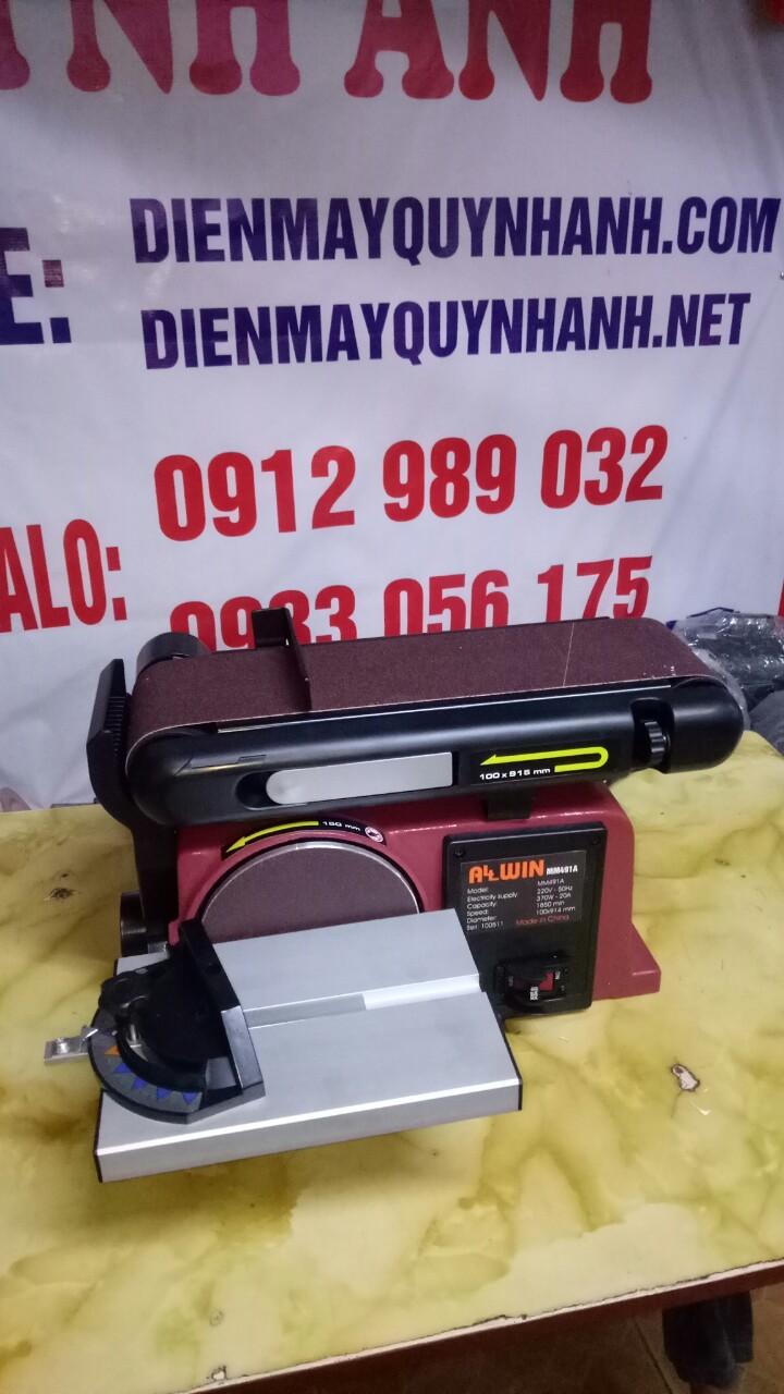 máy chà băng gỗ kim loại
